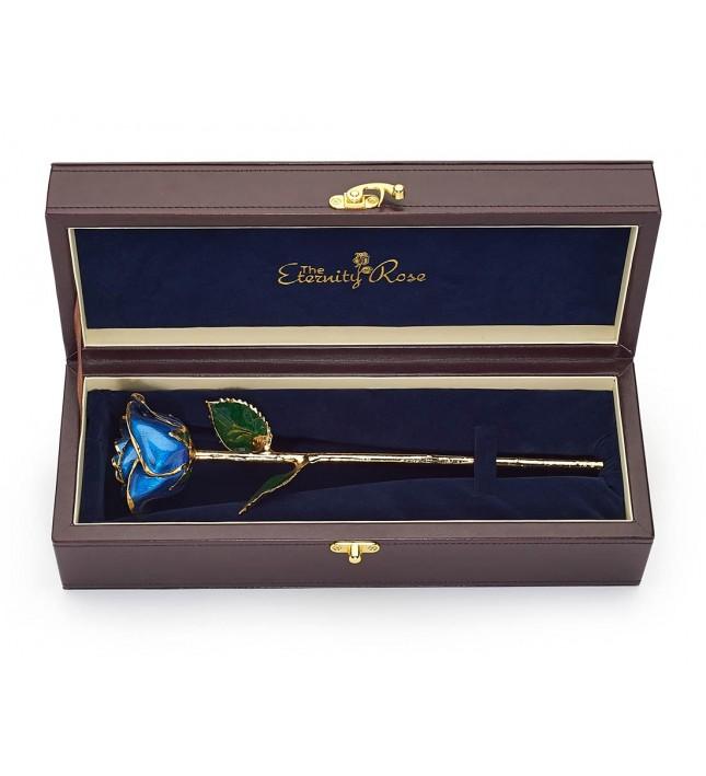 dark blue rose