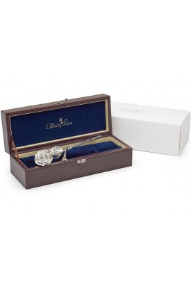 Silver wedding anniversary gift