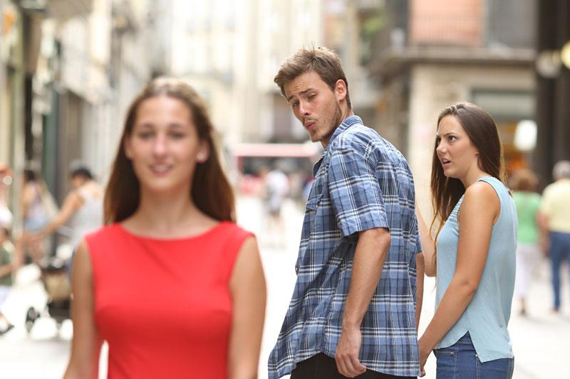 flirting moves that work eye gaze meme images without lyrics
