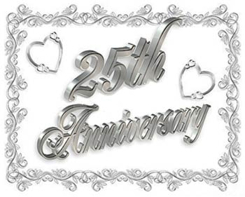 Gift Ideas For Silver Wedding Anniversary For Friends : 25th Wedding Anniversary Gift Ideas For Special Couples