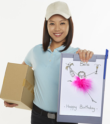 Birthday parcel sending ideas