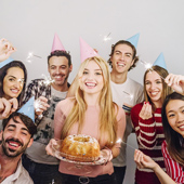 Birthday party etiquette in UK