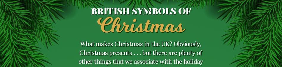 british symbols of christmas