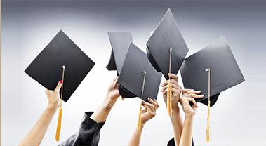 Graduation after university