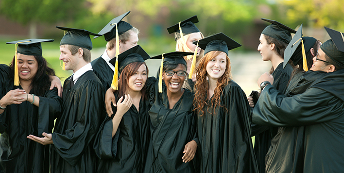 Why important to acknowledge graduation?