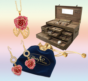 Jewellery for gifts on mother's day