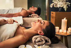 Mother's day gift her spa retreat