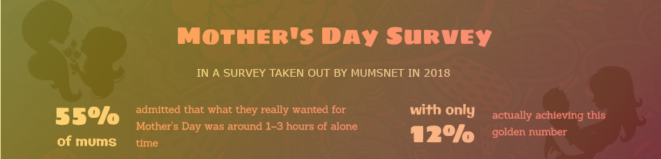 What mothers really want on mother's day?
