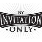 Wedding etiquette invitee only