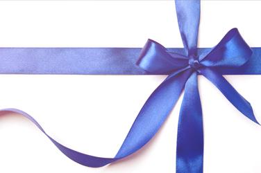 Wedding gift idea - gift voucher