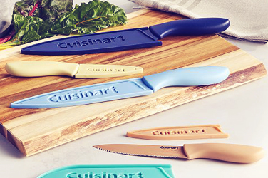 Wedding gift knife set